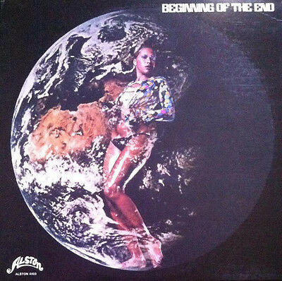 """Begining Of The End """" Self Titled """" New Uk Lp Soul Funk Rare Groove Boogie"""