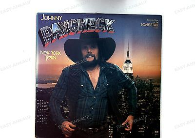 Johnny Paycheck - New York Town US LP 1980 //1