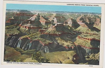 Grand Canyon National Park Post Card. Unused