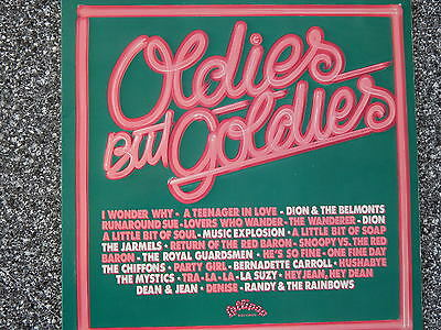 Oldies but Goldies - DION / DEAN & JEAN / CHIFFONS / RANDY & THE RAINBOWS