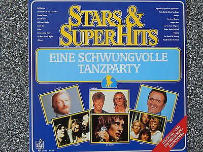 Stars & Hits - LAID BACK / ABBA / BEE GEES / ROD STEWART / ABBA / MAX GREGER