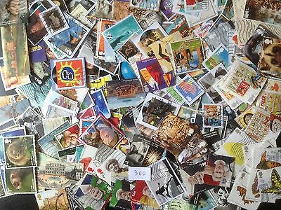 300 Different Great Britain Commemoratives 2010-2015 Stamp Collection