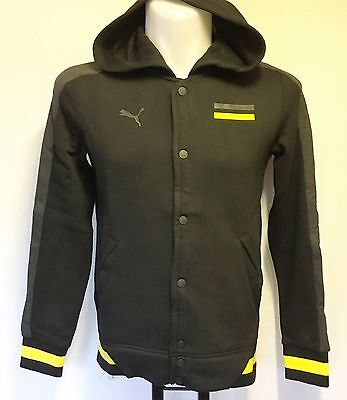 Borussia Dortmund 2016/17 Premium Jacket By Puma Size Small Brand New With Tags