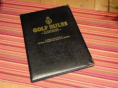 Golf Rules Illustrated 7th Ed. 1992  The Royal & Ancient Golf Club Of St Andrews