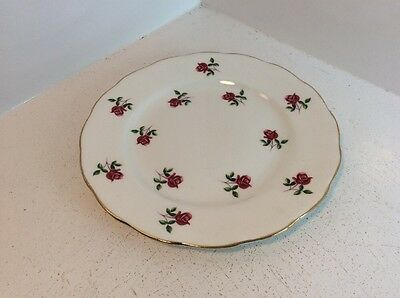 "Single Colclough "" Fragrance"" Pattern Side Plate"
