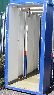 Container Link Walkway Porch Store Site Office