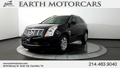 2014 Cadillac SRX Luxury Sport Utility 4-Door 2014 CADILLAC SRX LUXURY, CARFAX CERT 1 OWNER, PANO, TOUCHSCREEN, CLEAN!