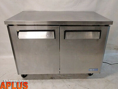 Turbo Air Muf-48 Undercounter Freezer 48""