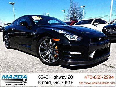 2014 Nissan GT-R  2014 Nissan GT-R Premium Edition! Very Low Miles!