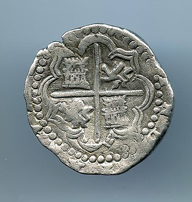 Bolivia ~ Atocha ~ Nd Cir. 1620 ~ 8 Reales ~ Silver ~ Xf ~ Exceptional Quality!!