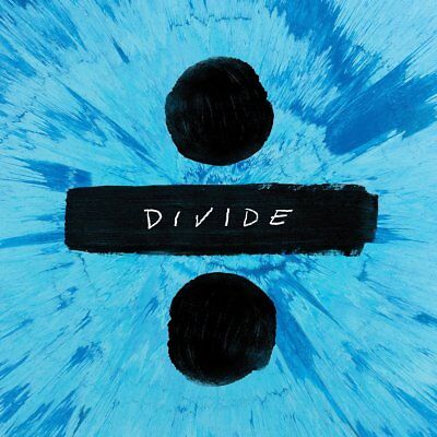 ED SHEERAN ÷ Divide Deluxe CD NEW 2017