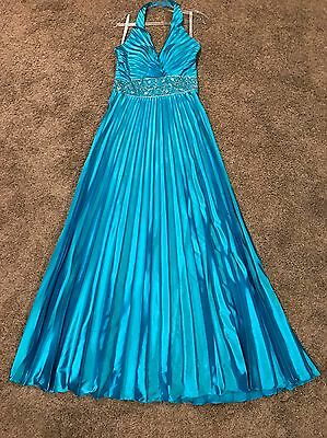 Size 10 Prom Party Homecoming Dance Pageant Formal Evening Gown Dress
