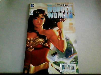 Legend of Wonder Woman # 1 (Direct sales, March 2016) Bagged/Boarded