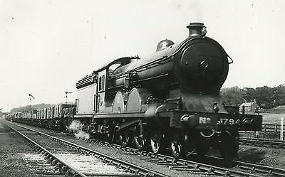 Railway Steam Photograph;  LNER  1794 at Low fell