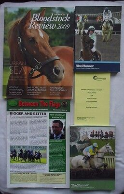 Job Lot Of Horse Racing / Point-To-Point Books & Magazines