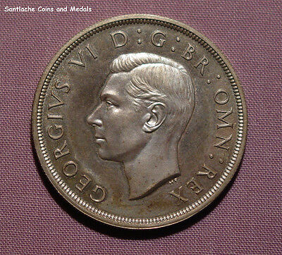 1937 KING GEORGE VI CORONATION PROOF CROWN - aFDC