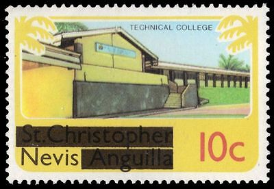 """NEVIS 101 (SG38) - Technological College """"Provisional"""" (pa24568)"""