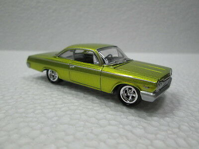 1962  '62 Chevy Bel Air     1/64 S Scale Die Cast ~~  Near Mint Loose