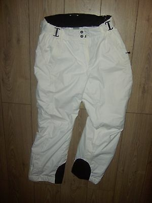 Crane Waterproof Breathable Ski Snowboard Pants Trousers Thinsulate Insulation M