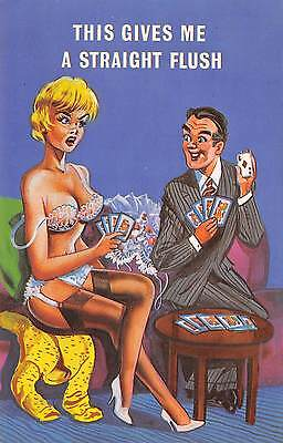 Mixed    Comic Postcard  unused Good+/  very good   Original DZ85