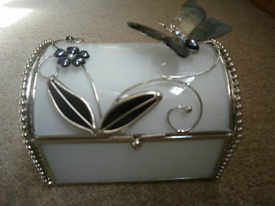 The Juliana Collection Chest Trinket Box