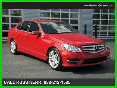 2013 Mercedes-Benz C-Class C250 Sport 2013 C250 Sport We Finance and assist with Shipping