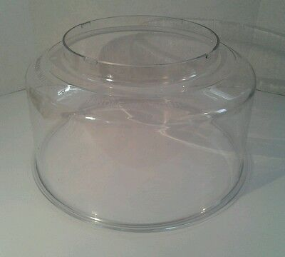 CHARITY ITEM! NUWAVE PRO PLUS INFRARED OVEN ACRYLIC DOME TOP COVER Replacement