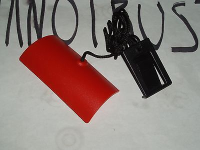 Nordic Track C900 magnet Treadmill Safety Key