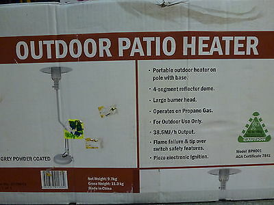 Outdoor Area Gas Heater **new Never Used**