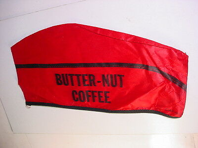 vintage Butter Nut Coffee advertising hat collectible cap no tin can