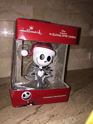 Hallmark The Nightmare Before Christmas Jack Skellington Ornament 2016