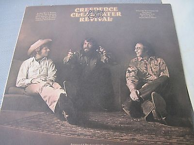 1972 CREEDENCE CLEARWATER REVIVAL LP Record Album, Gd. Cond., Printed in USA