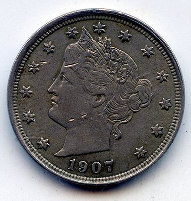 1907-p Liberty head Nickel (SEE PROMOTION)