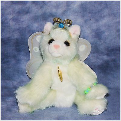 SALE! AURORA ANGEL CAT MARINA with TAGS CATAPILLARS CATAPILLERS TOY COLLECTIBLE