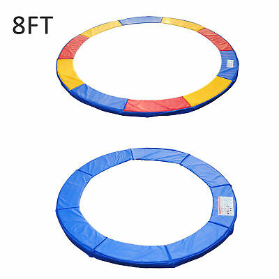 Φ8ft Trampoline Pad Spring Safety Replacement Gym Bounce Jump Cover EPE Foam