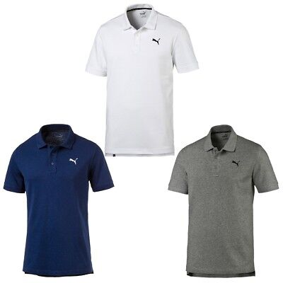 PUMA Herren ESS Pique Polo Shirt Keeps you Dry