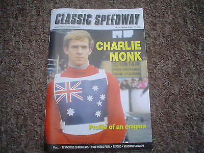 Classic   Speedway  Magazine Number 35 2016-2017  Mint Con