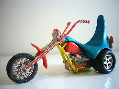 Matchbox Speed Kings: Easy Rider chopper motorbike, very good, made in England