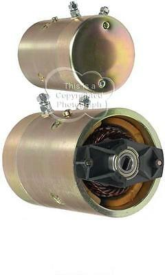 New Hydraulic Pump Motor For Hyster Js Barnes Monarch Artic Boss Snow Plow &more