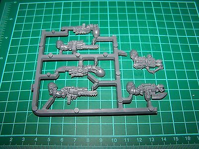 Chaos Space Marine Terminator Combi Weapons and Heavy Flamer (bits)