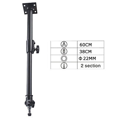 SCS Ceiling mount Studio Wall Ceiling Mount Extendable Boom Arm Counter Lighting