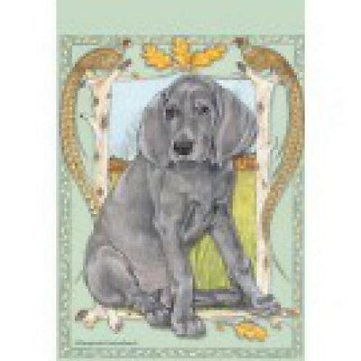 Garden Indoor/Outdoor Pipsqueak Flag - Weimaraner 498821