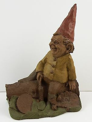 Early Tom Clark Cairn Studio Gnome Moe 1984