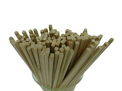 Classikool 11 Inch Wooden Candy Floss Sticks: Pro Quality, Smooth & Food Grade