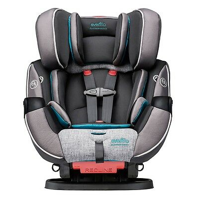 Evenflo Symphony DLX Platinum Protection Series All in One Car Seat - Emerson