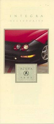 1995 Acura Integra Accessories Brochure my8192