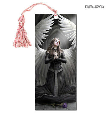 ANNE STOKES 3D Bookmark Gothic Fantasy Fairy Angel 'Prayer for the Fallen' #22