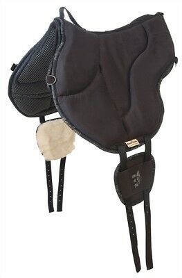Barefoot Ride On Pad Physio In 6 Farben Mit & Ohne Sitzfell Ridershorsestore