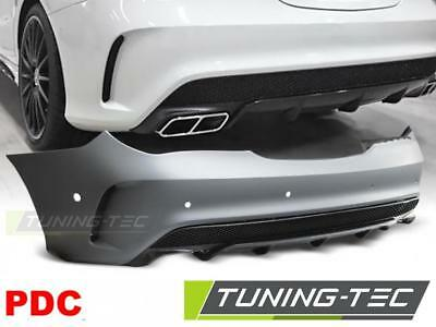 Paraurti Posteriore Mercedes Cla W117 13- Amg Style Pdc
