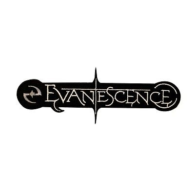 EvaneScence Logo Music Band Iron On Patch CD1127